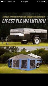 Camping trailer Edmonton Cairns City Preview