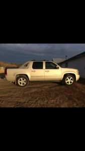 Chevy avalanche truck 2007