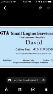 lawnmower repair 4167108858