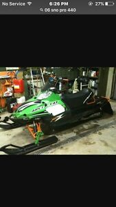 Looking for 2006 sno pro 440 or f7 motor
