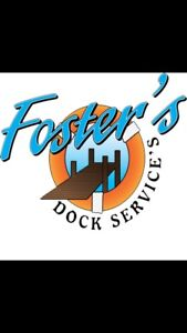 Fall dock and Boatlift removal service