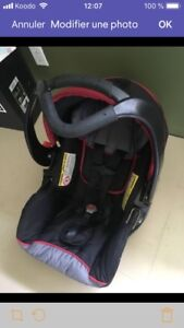 Banc auto / Coquille BabyTrend