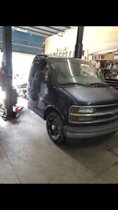 Chevrolet express 2500 chassis cab