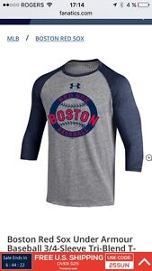 Under Armour Red sox Boston