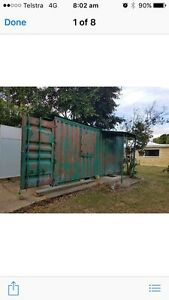 20ft shipping container Black River Townsville Surrounds Preview