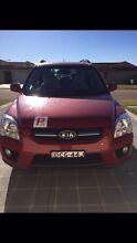 2009 Kia Sportage Singleton Singleton Area Preview