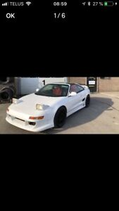 Mr2 1992 turbo excellent conditions
