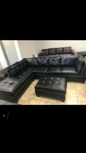 *****Lexus SectionL With Storage Ottoman Sale*****