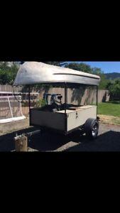 5' x7' utility trailer