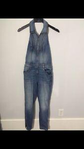 Size 4 GUESS Jean Jumpsuit