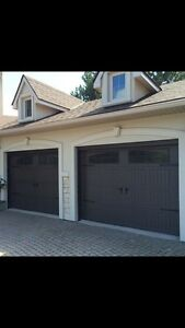 SAVE ON GARAGE DOORS Cambridge Kitchener Area image 8