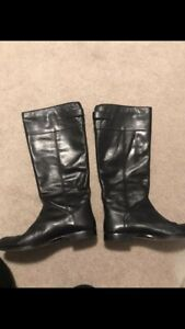 Coach Leather boots size 7