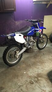 2002 Yz250f for trade
