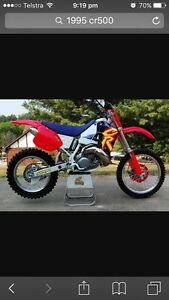 Wanted  cr500 parts Molesworth Derwent Valley Preview