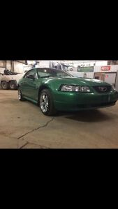 2001 Ford Mustang in Yorkton