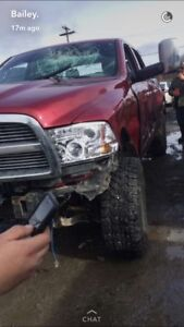 2011 dodge for parts or repair