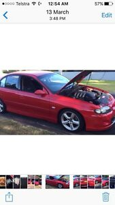 VX CLUBSPORT Sll 2002 MANUAL Anna Bay Port Stephens Area Preview