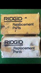 RIDGID cutting wheels, etc