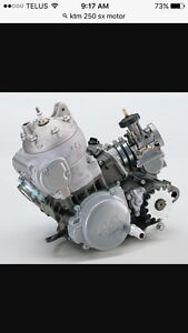 Looking for a ktm 250 or 300 motor
