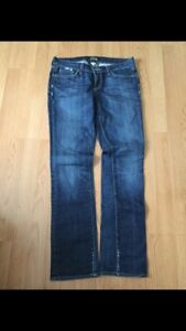 Lucky Jeans by Gene Montesano Size 29