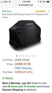 Broil King Heavy Duty BBQ Cover