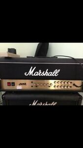 Marshall JVM 210 100 watt head