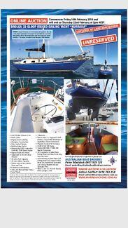 Yacht Auction