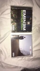 Eminem - Recovery & Curtain Call CD's