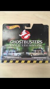 Ghostbusters ecto 1 & 2
