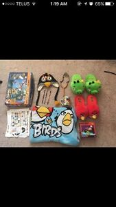 Angry Birds assorted lot/toys for sale!
