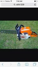 Wanted Stihl chainsaw 025 MS250 or larger. Serpentine Serpentine Area Preview