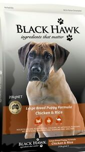 Black hawk dog food Greta Cessnock Area Preview