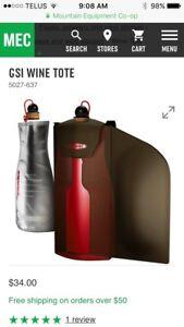 GSI Wine Tote