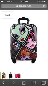 Monster High Hard Shell Suitcase