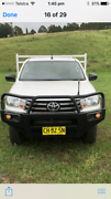 2016 Toyota Hilux Ute Bega Bega Valley Preview