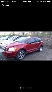 Dodge Caliber parting out