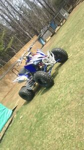 Yamaha raptor 250 Peterborough Peterborough Area image 3