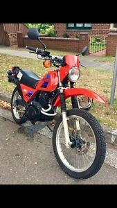 Immaculate 1985 Suzuki DR250S Bondi Eastern Suburbs Preview