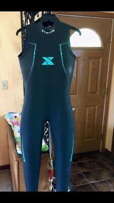 Women's XTERRA wetsuit 2019 VORTEX size XL sleeveless TRIATHLON (Xterra Ironman)