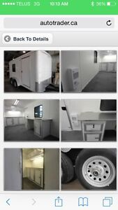 2015 office trailer for sale