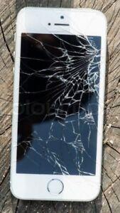 Wanted: I Buy Broken iPhones.