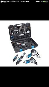 Mastercraft air tool kit $200 brand new