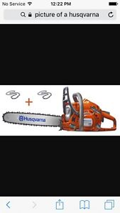Chainsaw Parts new or used for many makes & models!