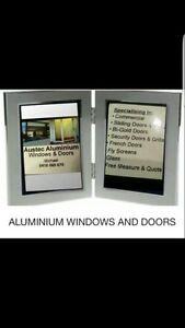 Aluminium windows and doors Casula Liverpool Area Preview