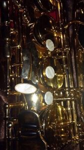 Tenor saxophone for sale!