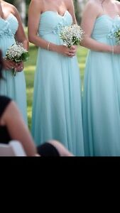 2 Bridesmaid/prom Dresses for sale!!!