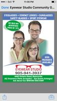 Free Frames with Purchase of lenses