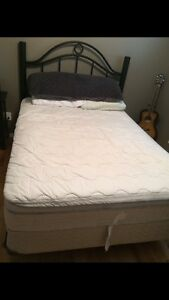 Double bed - almost like new