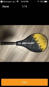 Used Tennis Racquet
