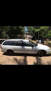 2000 Holden Commodore Wagon North Sydney North Sydney Area Preview